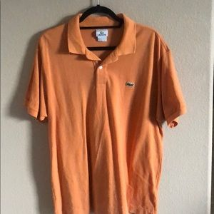 Other - Lacoste men's size 7 (xl) short sleeve polo